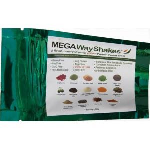 Individual Shake Packet